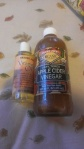 Vitamin E Oil and ACV