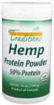 Tropical Traditions Hemp Protein Powder