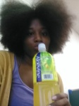 I love Aloe Vera and Afros!